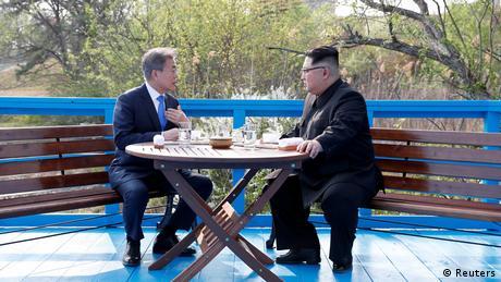 Korea-Gipfel 2018 (Reuters)