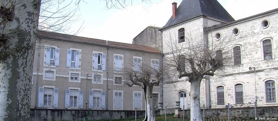 Penitenciária de Eysses tem uma ala dedicada ao projeto Respect