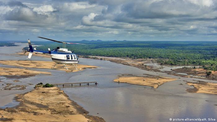 Mosambik Überschwemmung