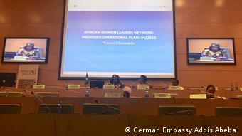Äthiopien Addis Abeba Internatonal Women Leaders Net-Working Konferenz