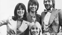 Feb 17, 1978; London, UK; The most succesful pop group since the Beatles, ABBA; ANNI FRID LYNGSTAD, BJORN ULVAEUS, AGNETHA FALTSKOG and BENNY ANDERSSON. London UK PUBLICATIONxINxGERxONLY - ZUMAk09 Feb 17 1978 London UK The Most successful Pop Group Since The Beatles ABBA Anni Frid Lyngstad Bjorn Ulvaeus Agnetha Faltskog and Benny Andersson London UK PUBLICATIONxINxGERxONLY ZUMAk09