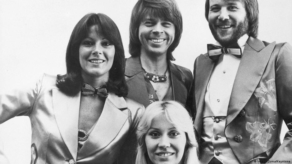 ABBA reunites to release first new music in 35 years   News   DW