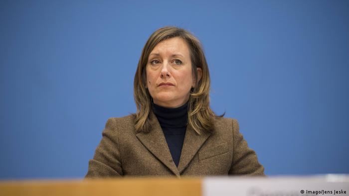 Berlin Ulrike Demmer Vize-Regierungssprecherin (Imago/Jens Jeske)