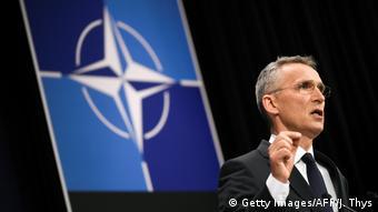Nato-Treffen in Brüssel