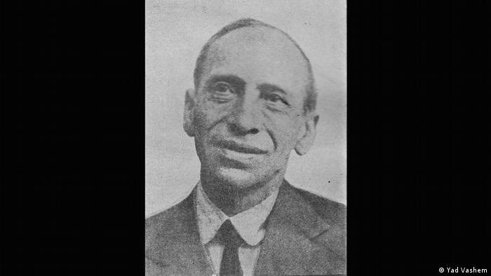 Mordechai Gebirtig (Yad Vashem)