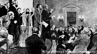 Λονδίνο 1846: Η Πρώτη Διεθνής με στόχο τη συσπείρωση αριστερών και αναρχικών ομάδων της εποχής