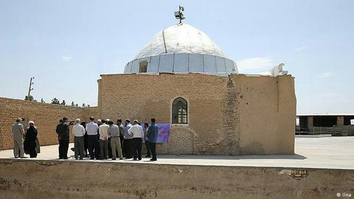 Мечеть у столиці Ірану - Тегерані