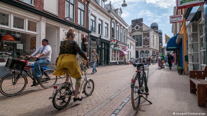 Жители Гронингена против газодобычи, разрушающей их дома