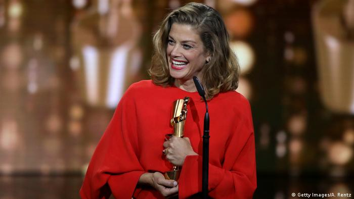 Marie Bäumer at the German Film Awards (Getty Images/A. Rentz)
