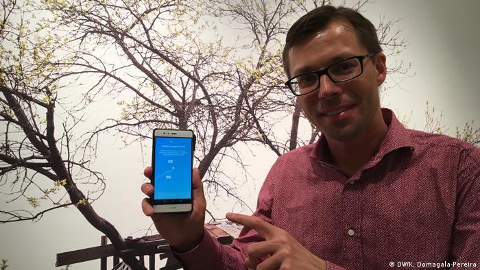 Sebastian Starzyński z TakeTask znalazł już w Niemczech klientów. Przetestują niemiecką wersję aplikacji