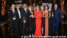 Berlin: Deutscher Filmpreis 2018