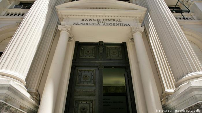 Argentinische Zentralbank (picture-alliance/dpaL. L. Valle)