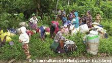 Kachin-Konflikt in Myanmar