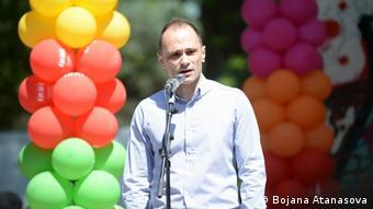 Mazedonien Gesundheitsminister Venko Filipce