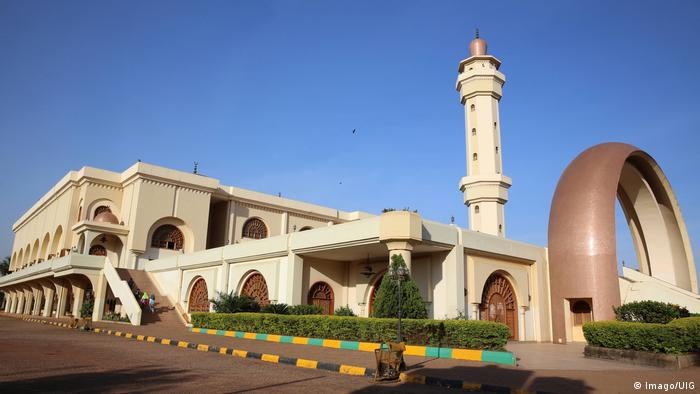 Uganda National Mosque in Kampala (Imago/UIG)