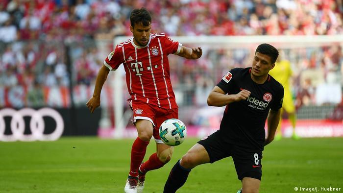 Fußball 1. Bundesliga | FC Bayern München v Eintracht Frankfurt (Imago/J. Huebner)