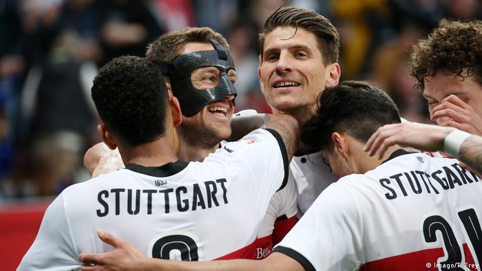 Fußball 1. Bundesliga | Bayer 04 Leverkusen vs VfB Stuttgart (Imago/T. Frey)