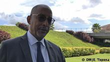 Ruanda Kigali Ibrahim Hassane Mayaki
