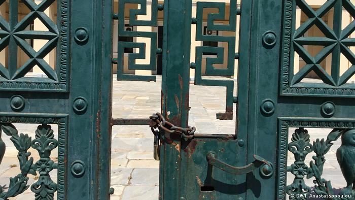 Griechenland Athen Symbolbild Kein Ausweg aus der Krise