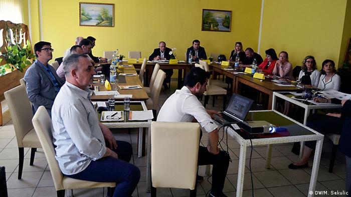 Bosnien und Herzegowina Geschäftsinitiative von Rückkehrern nach Bratunac