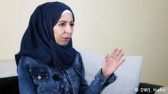Η 30χρονη Μόνα Μουχαμάντ