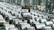 Aluminium-Produktion in China