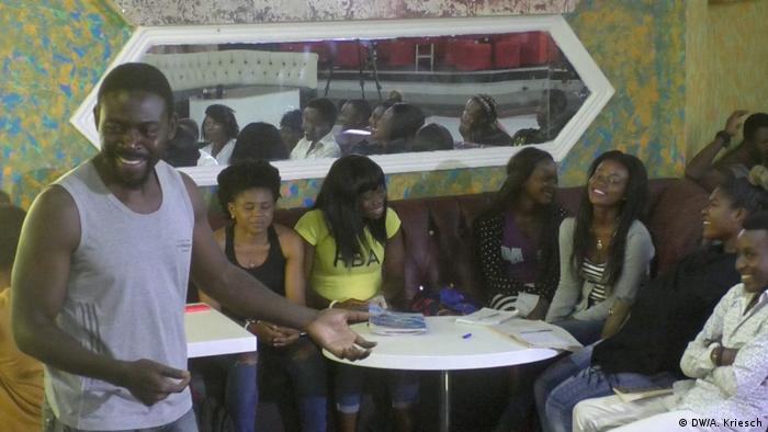 Kamerun Buea Cameroon International Film Festival Anurin Nwunembom