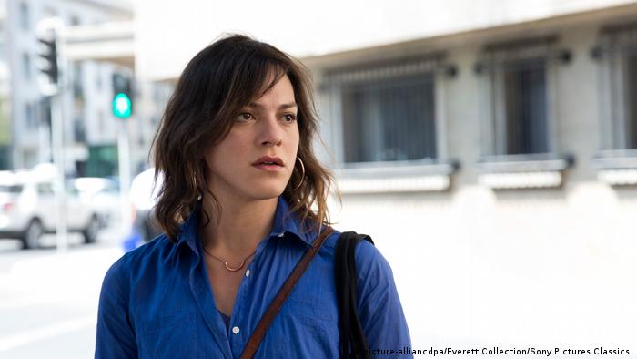 Filmstill: A fantastic woman, Daniela Vega, 2017 (picture-alliancdpa/Everett Collection/Sony Pictures Classics )