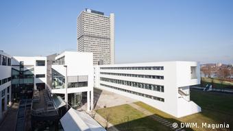 DW building in Bonn