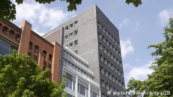 Deutschland Deutsche Welle DW Gebäude