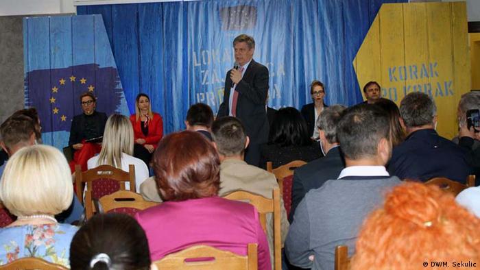 EU-Debatte in Sokolac: Welche Rolle können die bosnischen Kommunen übernehmen, um den Weg in die EU zu beschleunigen?