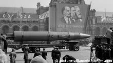 Russland 1 Mai 1963 in Moscow