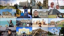 DW Euromaxx Zuschaueraktion Collage