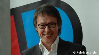 Foto von Dr. Frank Hoffmann, Leiter Ruhrfestspiele Recklinghausen.