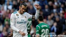 Gareth Bale von Real Madrid