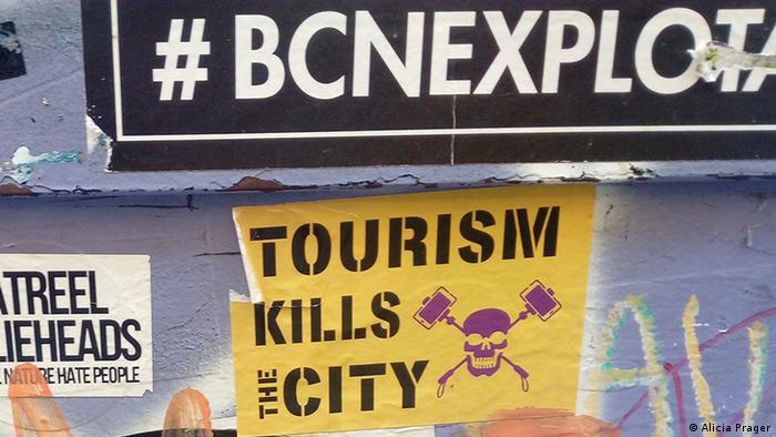 Parola protiv turista u Barceloni