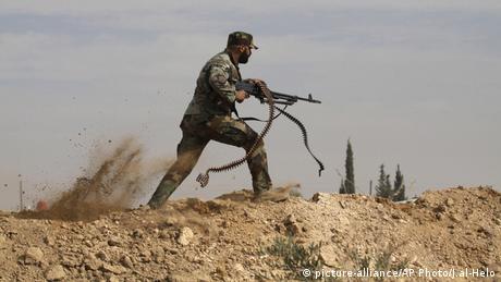 Η Συρία παραμένει κουτί της Πανδώρας