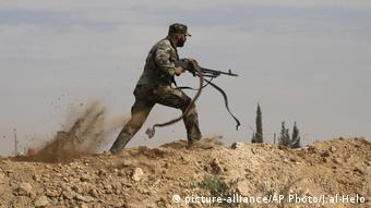 Σιίτης μαχητής στη Συρία. Το Ιράν ήρθε για να μείνει