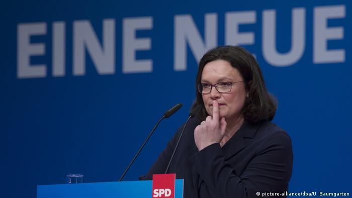 Andreas Nahles - SPD
