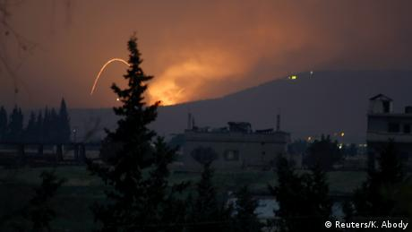 Сирія заявляє про удар ізраїльської авіації