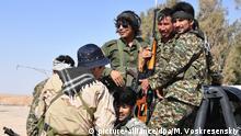 Syrien Schiitische Gruppen