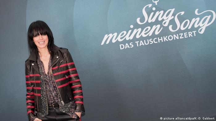Nena in 'Sing meinen Song - Das Tauschkonzert' in 2016 (picture alliance/dpa/K.-D. Gabbert)