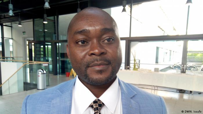 David Machimbuko (DW/N. Issufo)