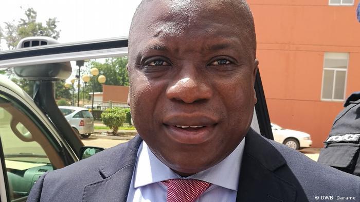 Guiné-Bissau José Pedro Sambú