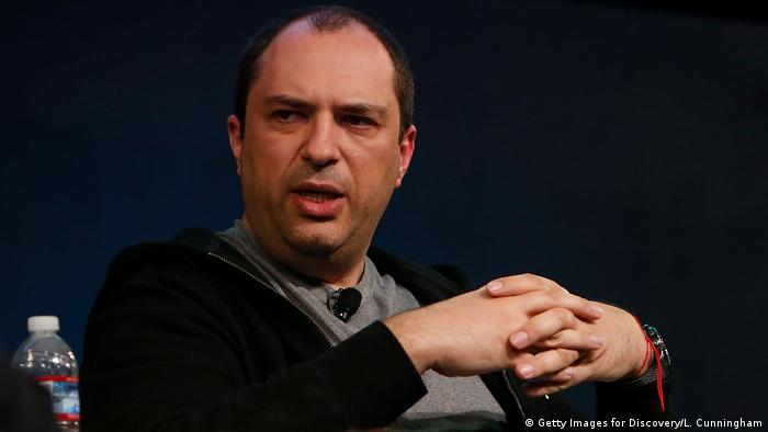 USA Jan Koum in Mountain View (Getty Images for Discovery/L. Cunningham)