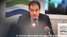 Belgien Frontex-Direktor Fabrice Leggeri in Brüssel