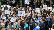 Gewerkschaftsdemonstration am 1. Mai in Teheran