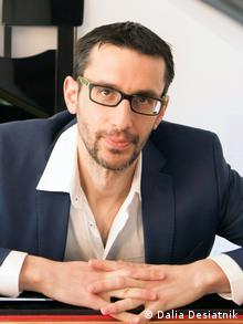 Israelischer Pianist Amit Weiner