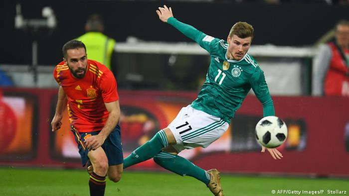 Timo Werner (AFP/Getty Images/P. Stollarz)