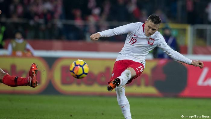 Fußball Piotr Zielinski Polen (imago/East News)